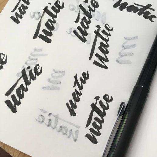 Pics - scribbles - Natie Branding Agency