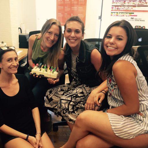 Pics - birthday girl - Natie Branding Agency
