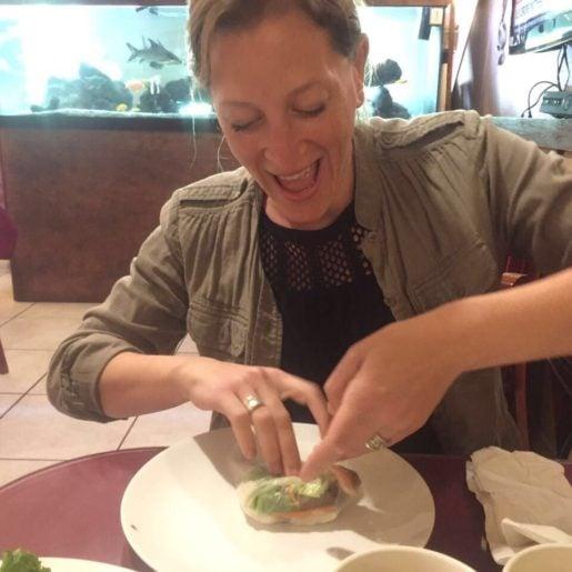 Pics - lunch! - Natie Branding Agency