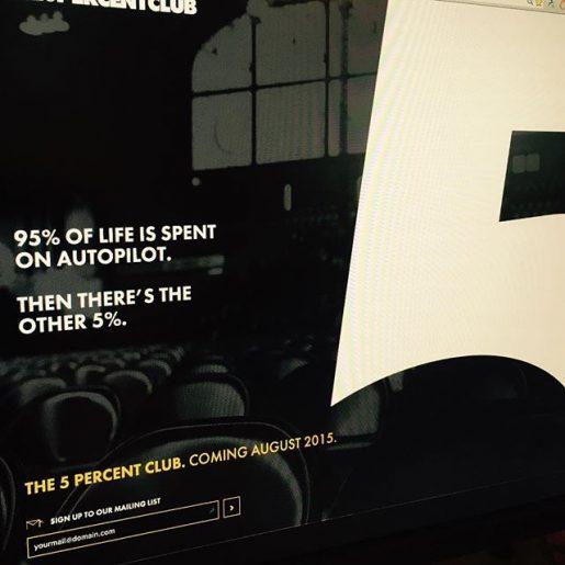 Pics - the-5-percent-club-natie - Natie Branding Agency