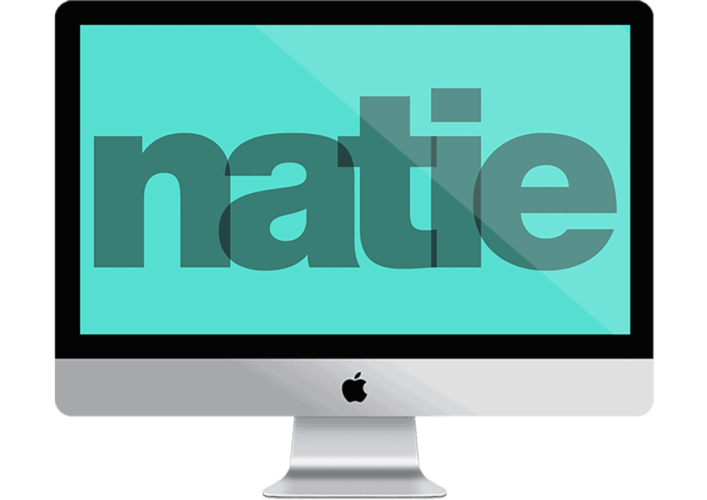 Natie - natie-2015-animation-showreel-video - Natie Branding Agency