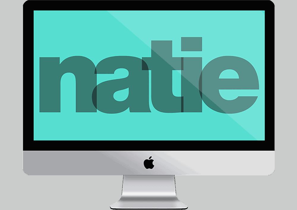 Natie - natie-2015-animation-showreel-video - Natie Branding Agency