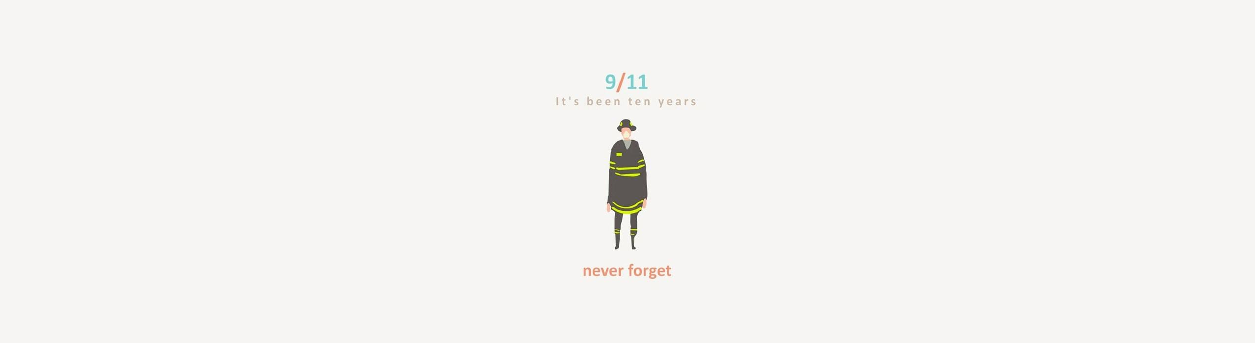 9/11 - natie-9-11-memorial-illustration - Natie Branding Agency