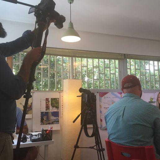 Pics - natie-branding-dina-filming - Natie Branding Agency