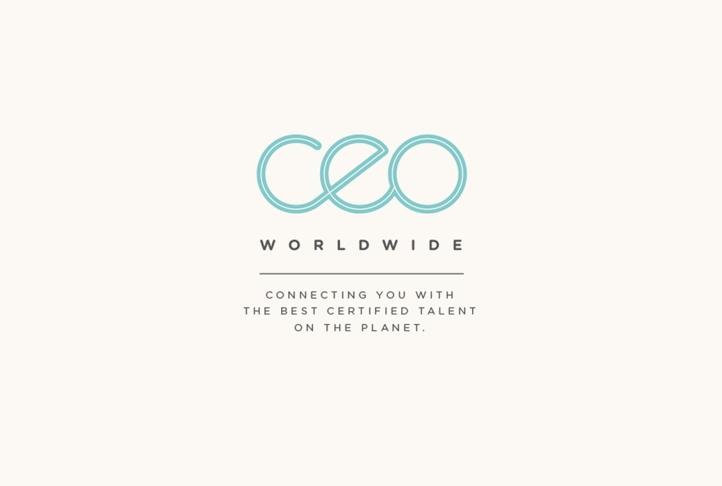 CEO Worldwide - natie-ceo-logo-design - Natie Branding Agency