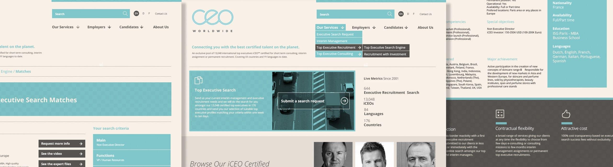 CEO Worldwide - natie-ceo-worldwide-website-pages - Natie Branding Agency