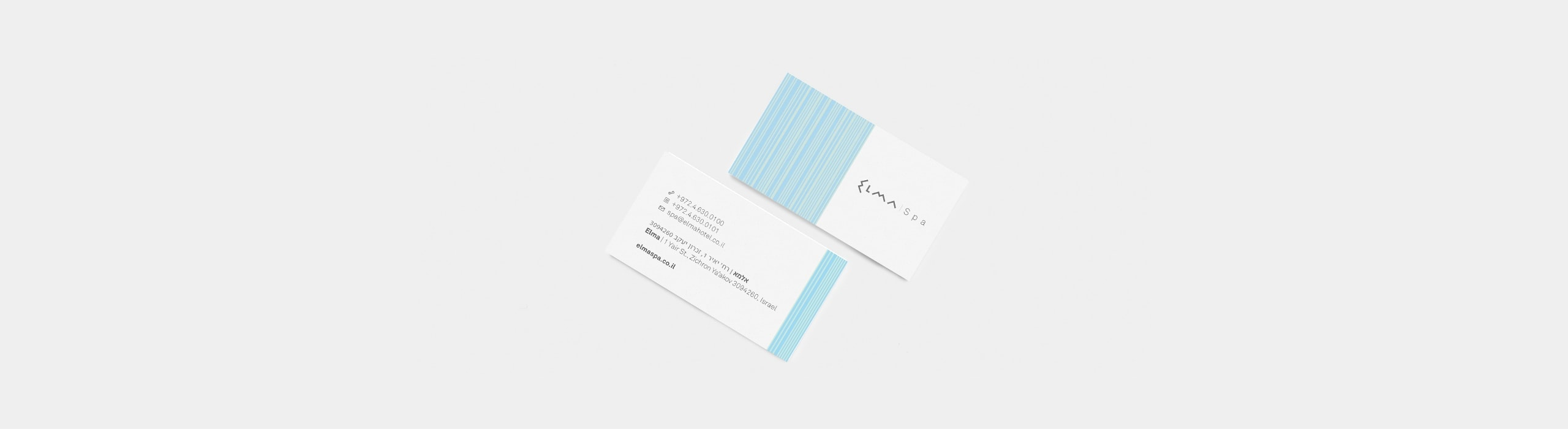 Elma - natie-elma-spa-business-cards - Natie Branding Agency