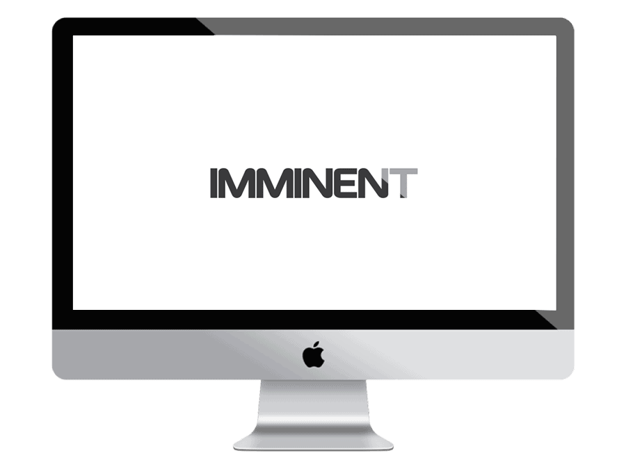 Imminent - natie-imminent-website - Natie Branding Agency