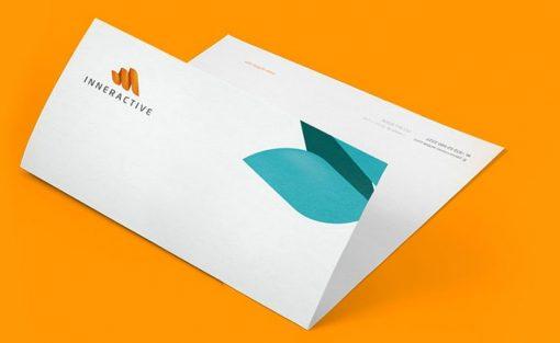 Inneractive - natie-inneractive-letterhead-design - Natie Branding Agency