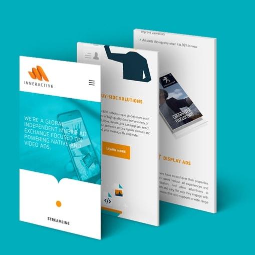 Inneractive - natie-inneractive-website-pages - Natie Branding Agency