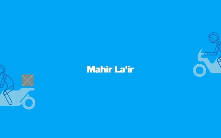 Work - Mahir La'ir - Natie Branding Agency