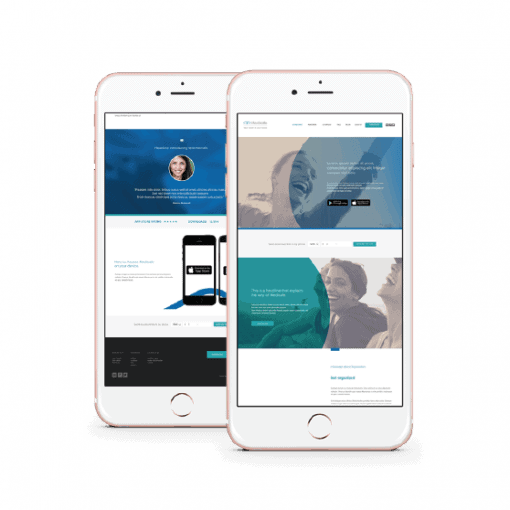 Medisafe - natie-medisafe-website-mobile - Natie Branding Agency