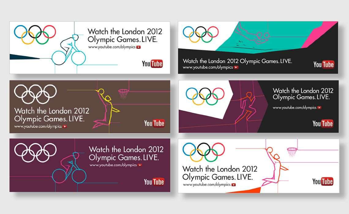 A Campaign for the Olympics - natie-olympics-campaign-banners - Natie Branding Agency
