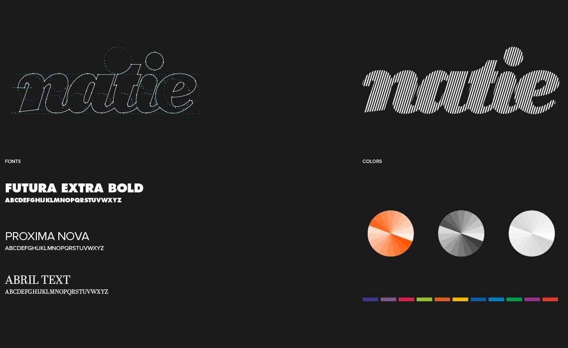 Natie - natie-rebrand-logo-typography-colors - Natie Branding Agency