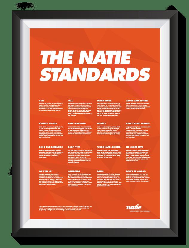 Natie - natie-rebrand-poster - Natie Branding Agency