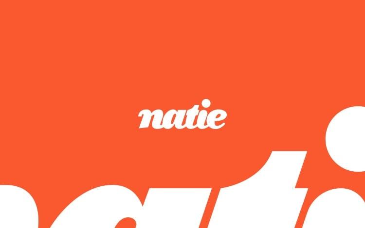 Work - Natie - Natie Branding Agency