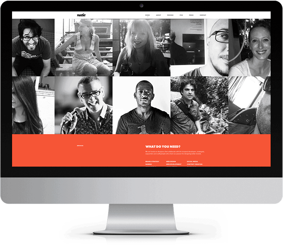 Natie - natie-rebrand-website-team - Natie Branding Agency