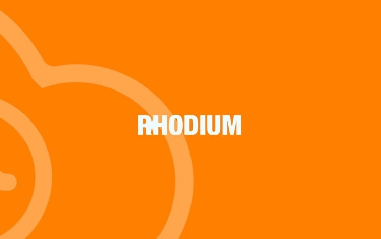 Work - Rhodium - Natie Branding Agency