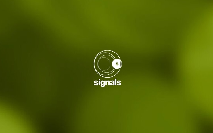 Animation - Signals - Natie Branding Agency
