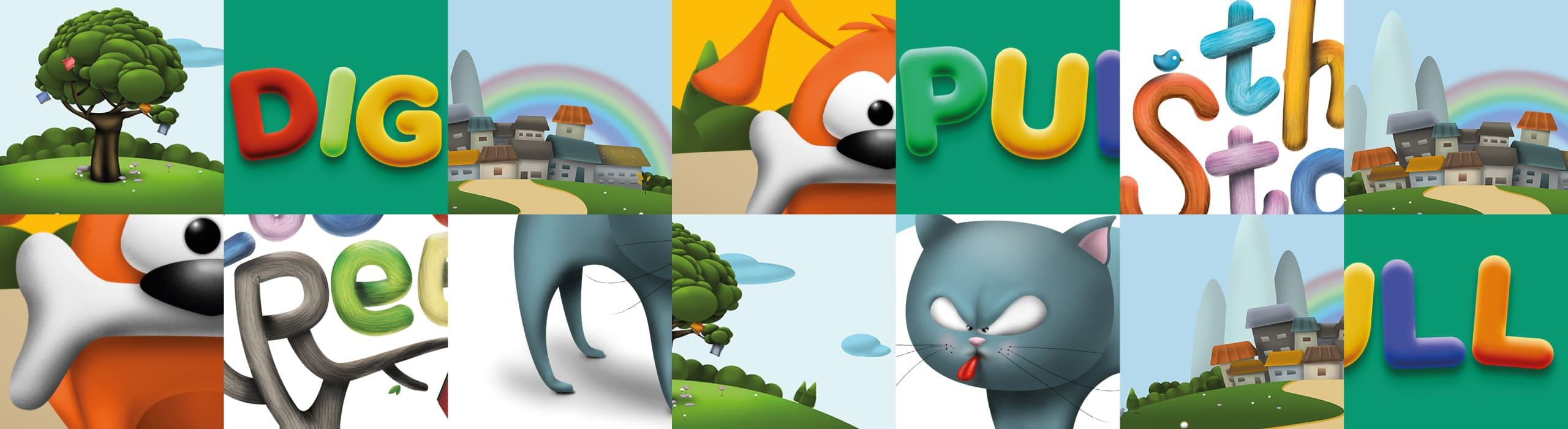 Story Tree - natie-storytree-illustrations - Natie Branding Agency