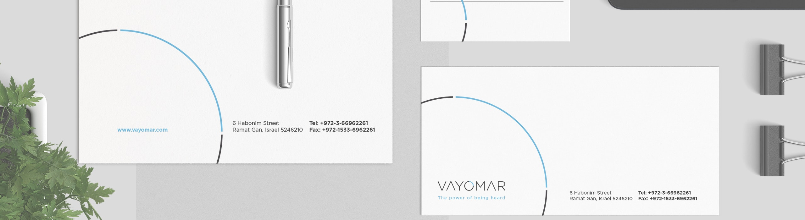 Vayomar - natie-vayomar-stationary - Natie Branding Agency