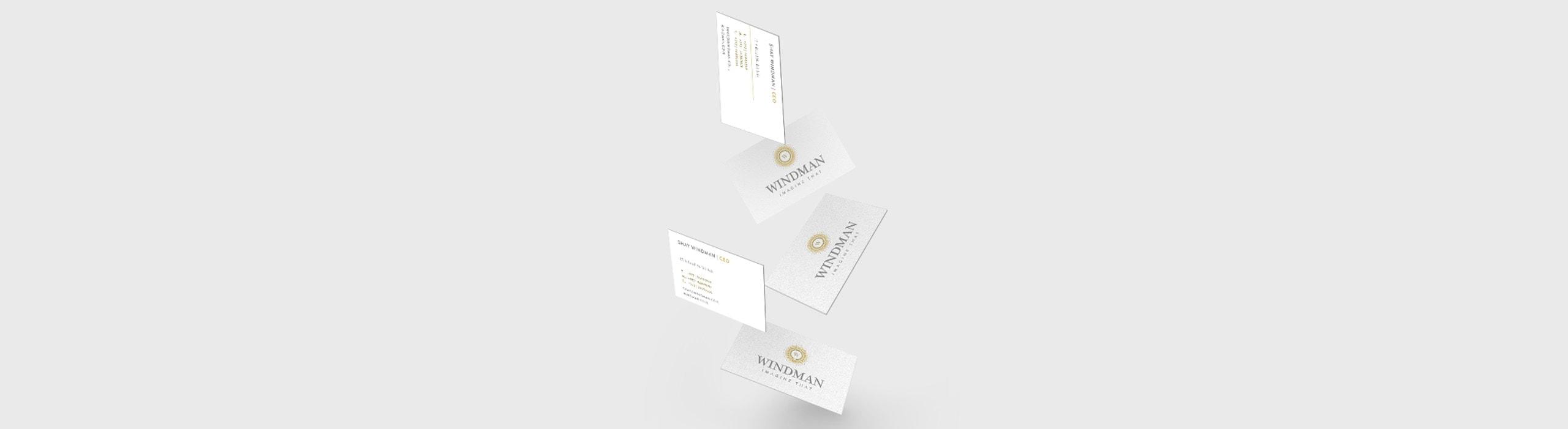 Windman - natie-windman-business-cards-design - Natie Branding Agency