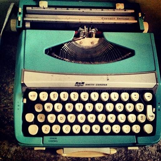 Pics - our-typewriter-called-david - Natie Branding Agency