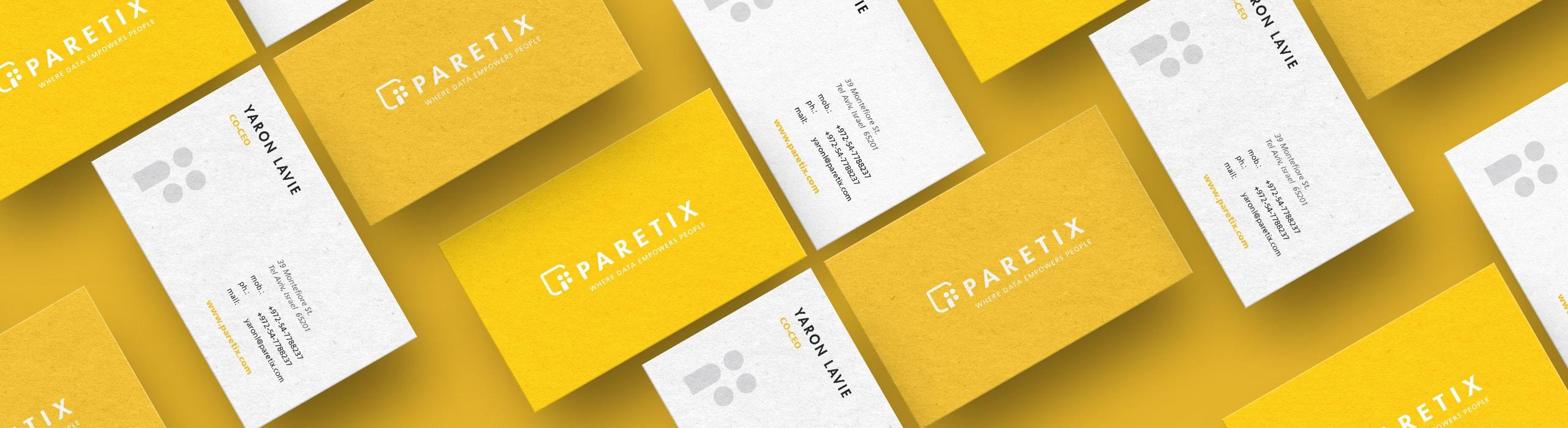 Paretix - natie-paretix-business-cards - Natie Branding Agency
