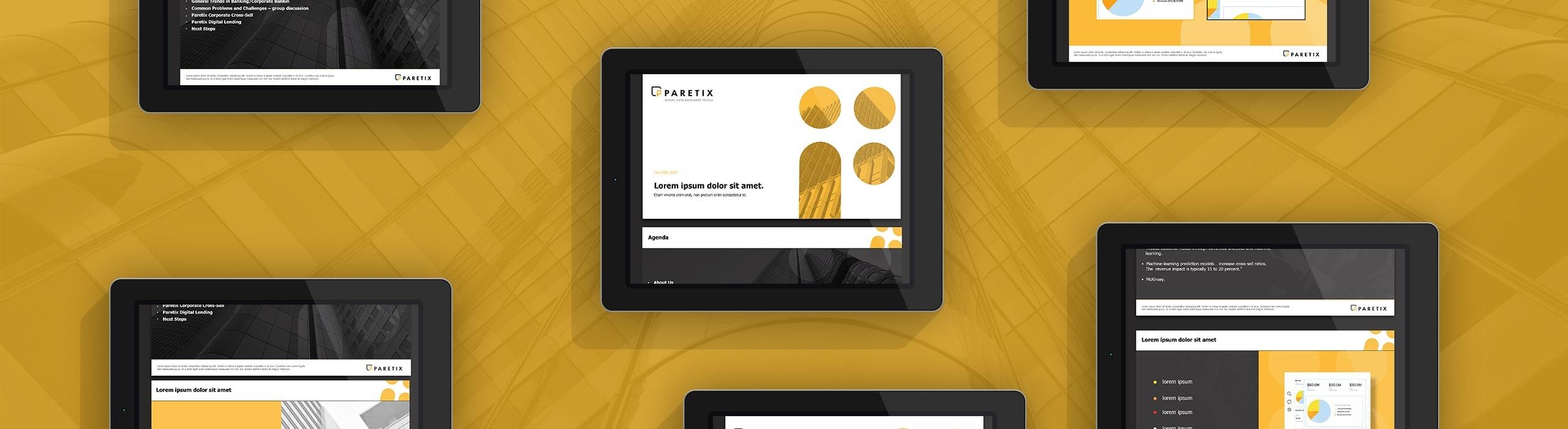 Paretix - natie-paretix-ipad - Natie Branding Agency