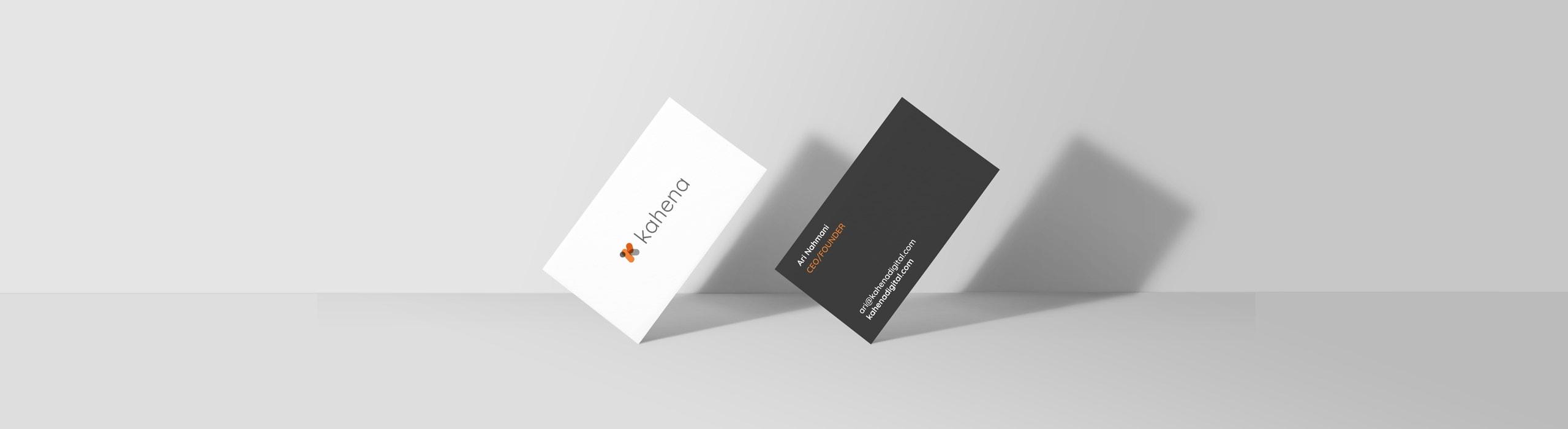 Kahena - natie-kahena-business-card - Natie Branding Agency