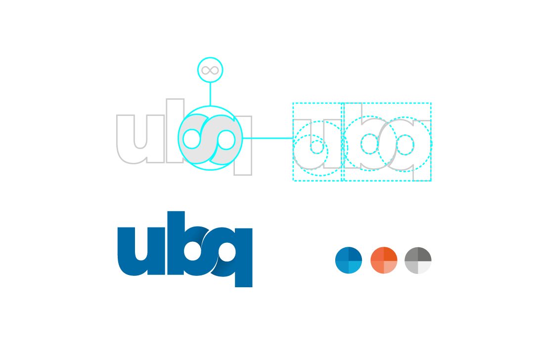 UBQ - natie-ubq-logo-typography-colors - Natie Branding Agency