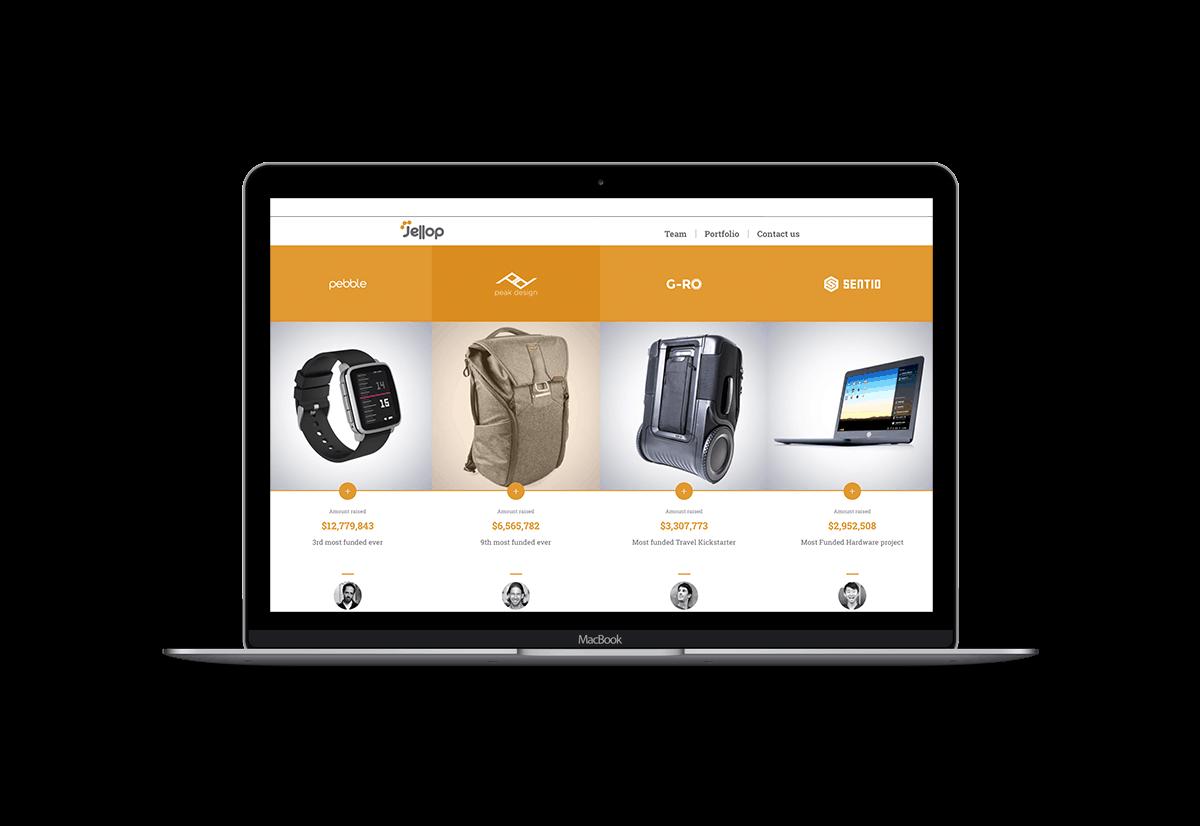 Jellop - natie-jellop-macbook-website - Natie Branding Agency