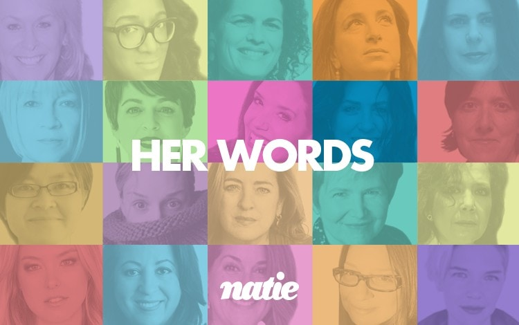 Blog - Her Words. - Natie Branding Agency