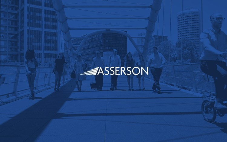 Work - Asserson - Natie Branding Agency