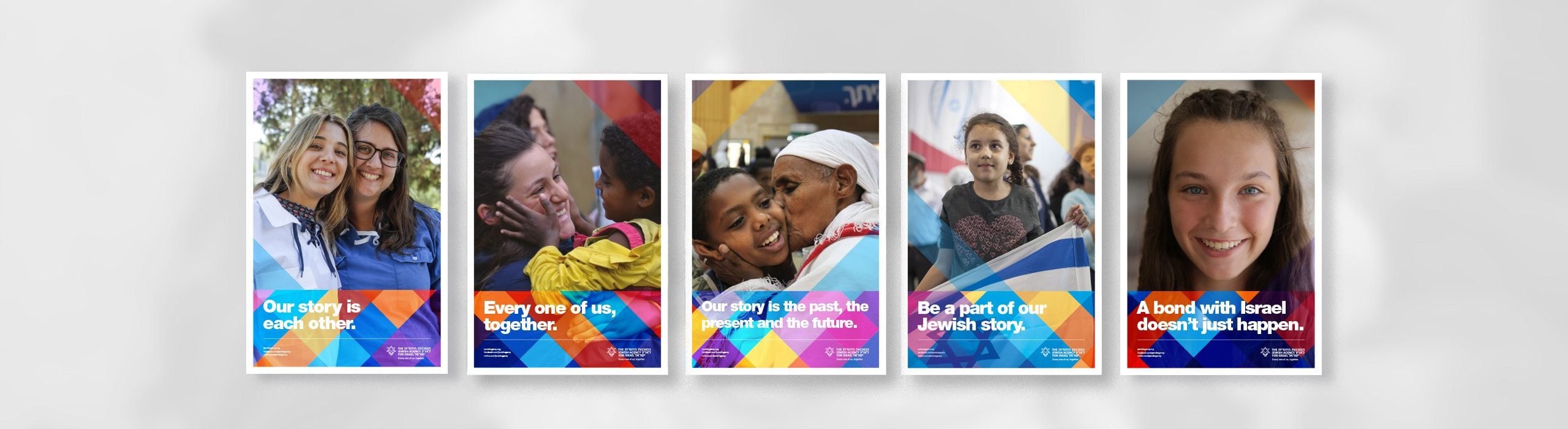 The Jewish Agency for Israel - 7 - Natie Branding Agency