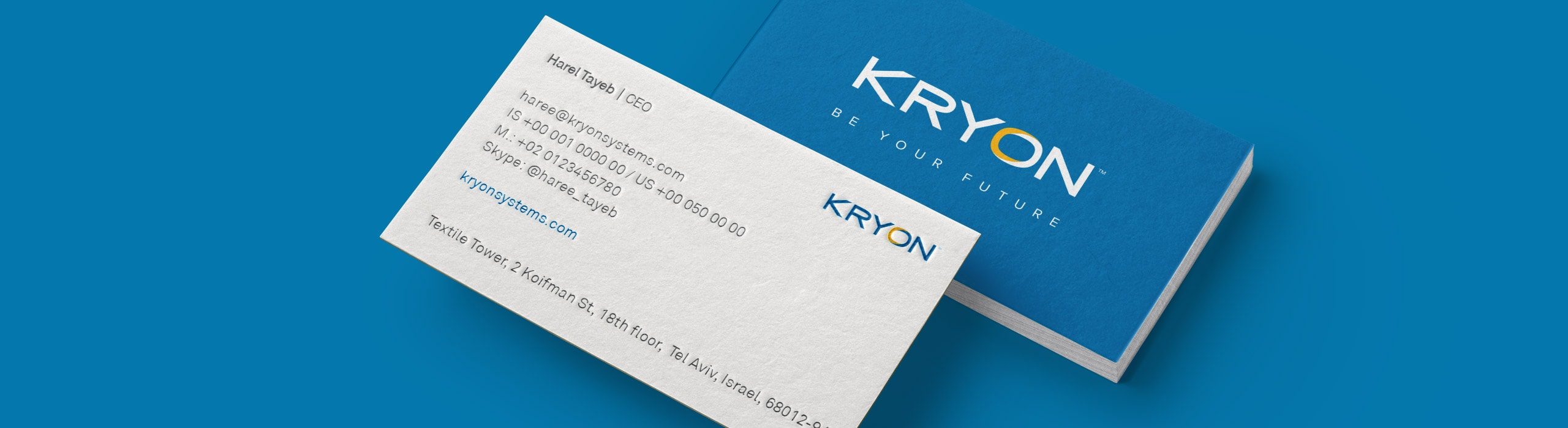 Kryon - 5 - Natie Branding Agency