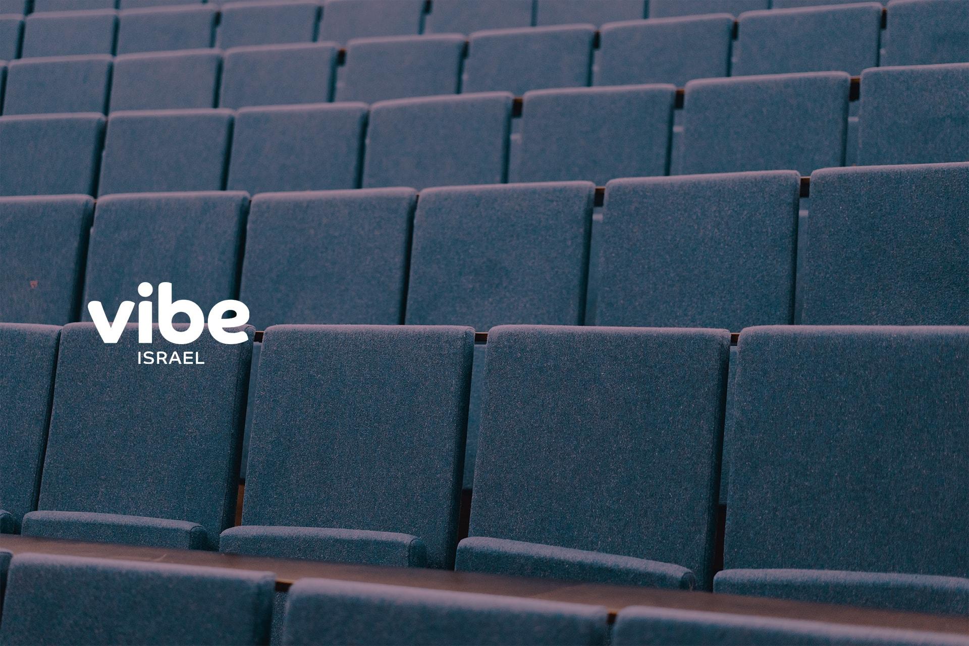 Vibe homepage banner - Natie Branding Agency