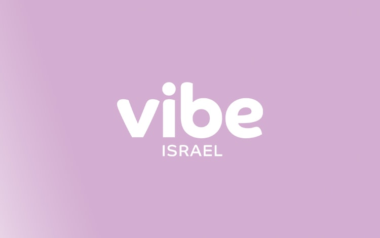 Work - Vibe Israel - Natie Branding Agency