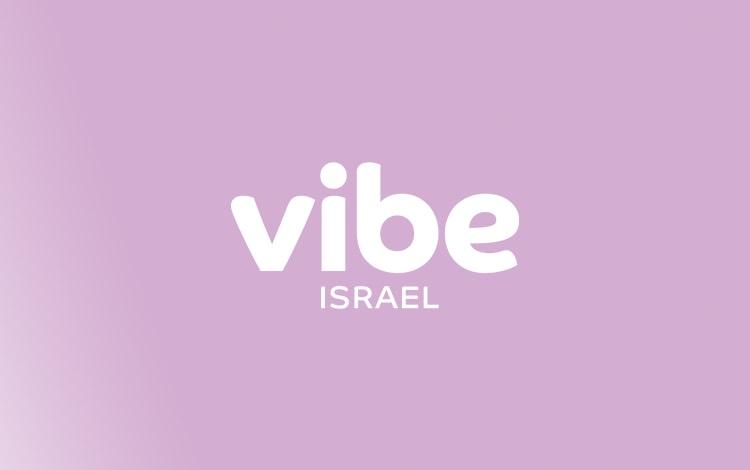 Work - Vibe Israel - Natie Branding Agency