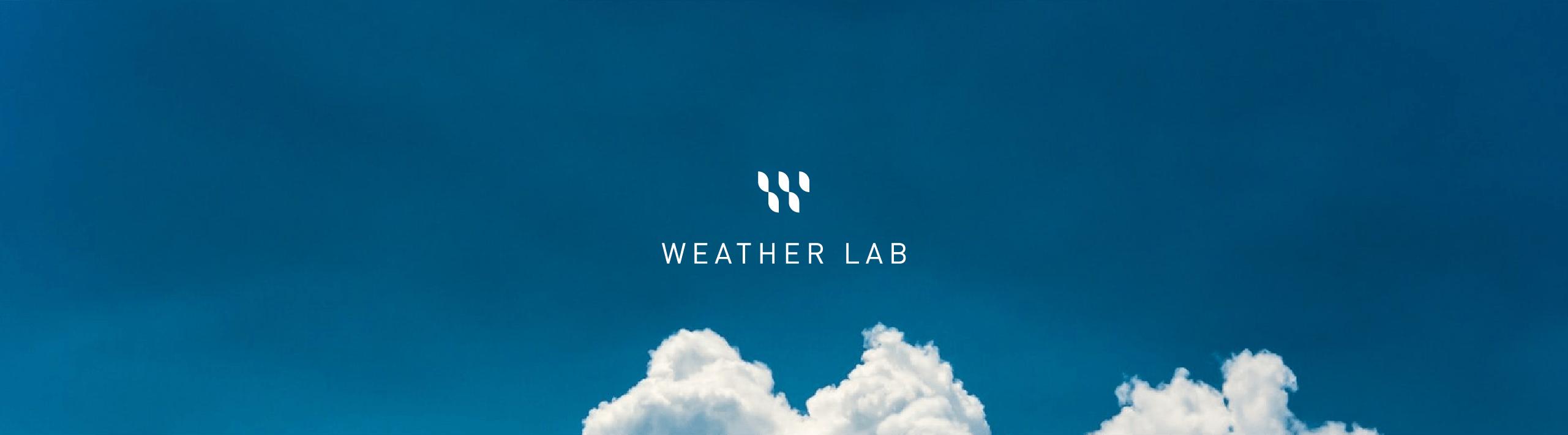 Weather Lab - 01 - Natie Branding Agency
