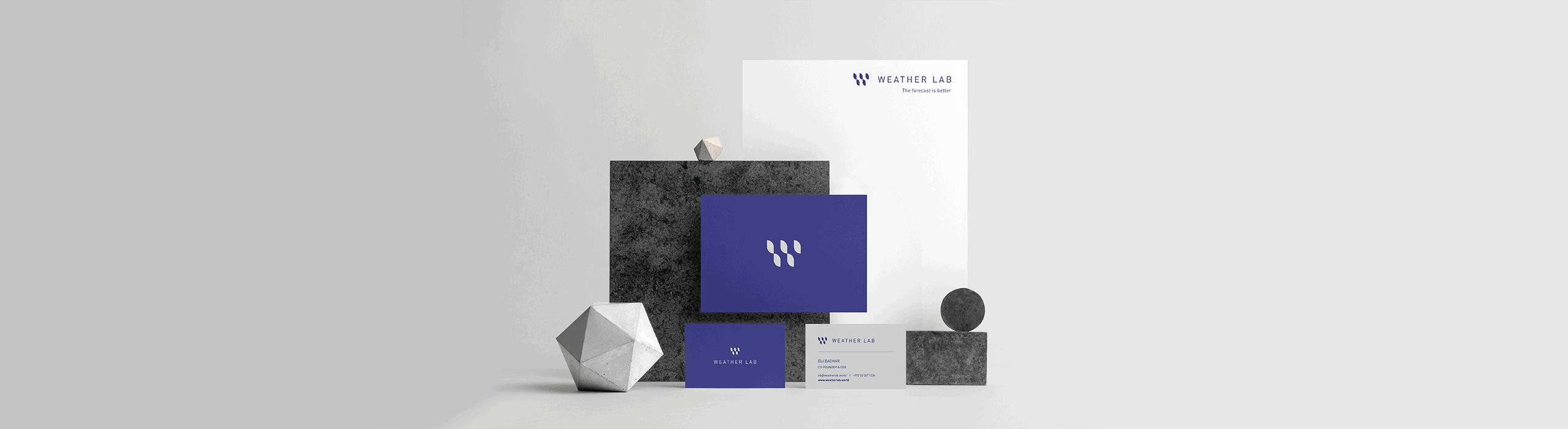 Weather Lab - brand1 - Natie Branding Agency