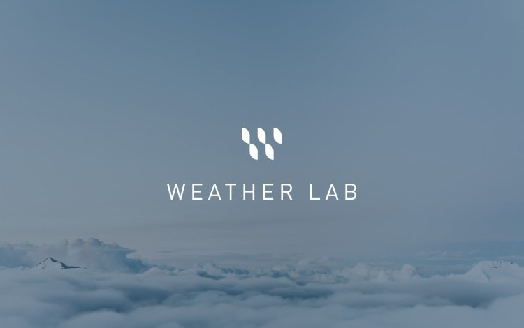 Work - Weather Lab - Natie Branding Agency