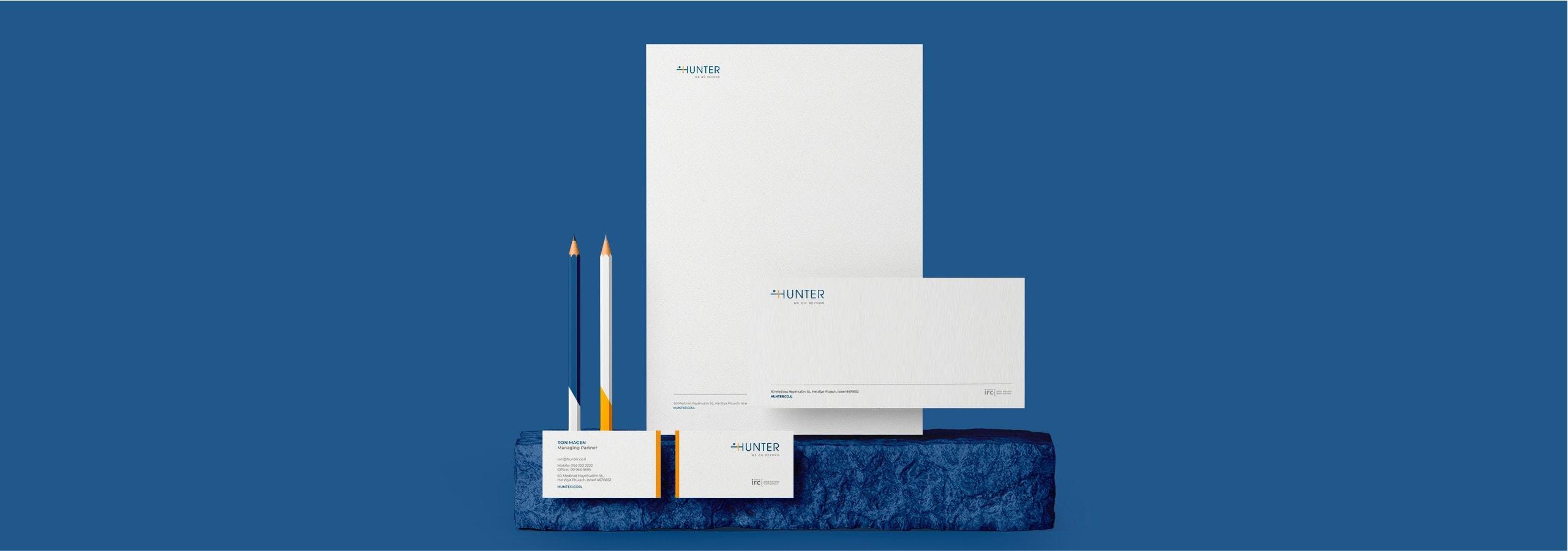 Hunter - 02 - Natie Branding Agency