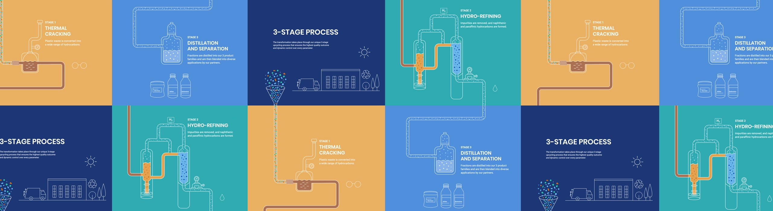 Clariter - full process grid2 - Natie Branding Agency