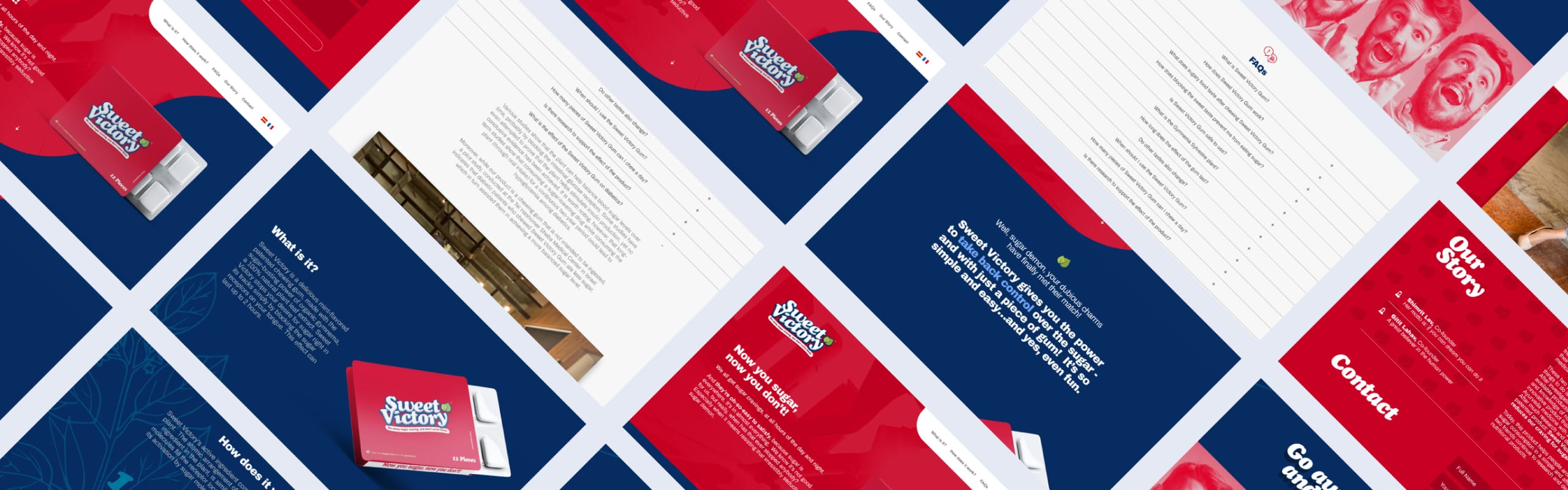 Sweet Victory - 15 - Natie Branding Agency