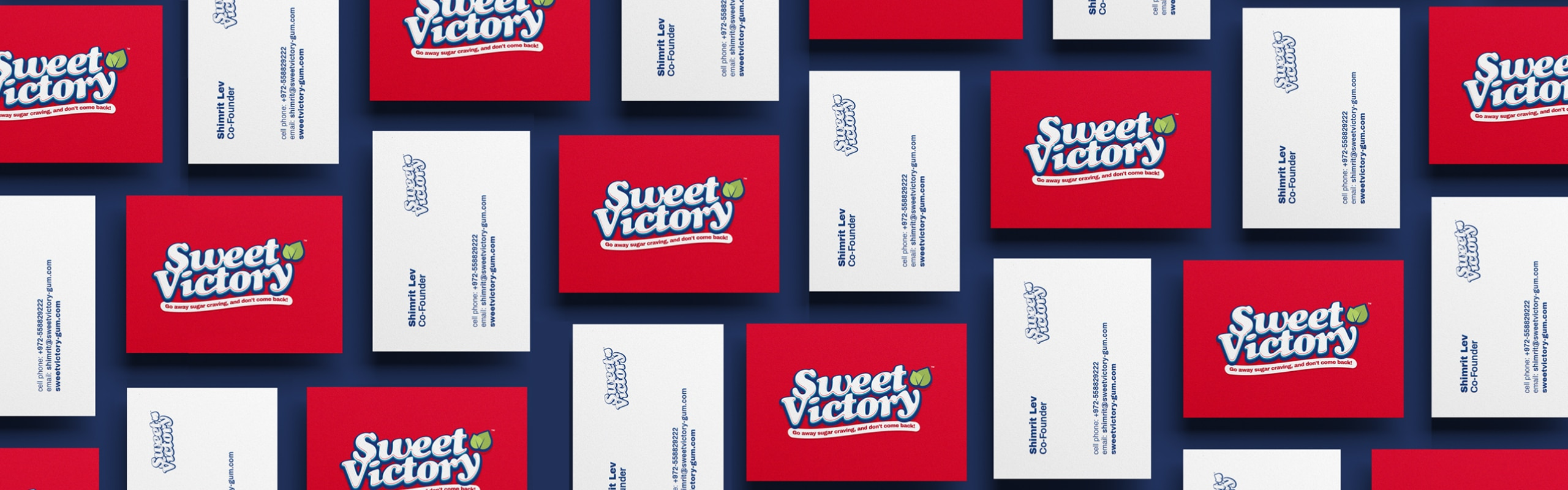 Sweet Victory - 21 - Natie Branding Agency