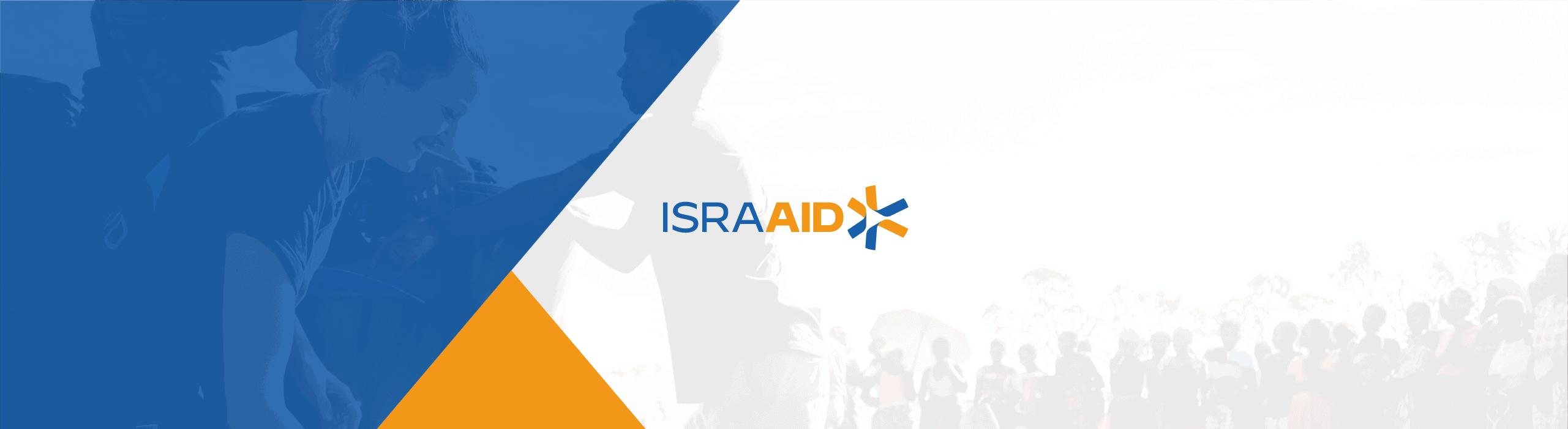 IsraAID - 01 - Natie Branding Agency