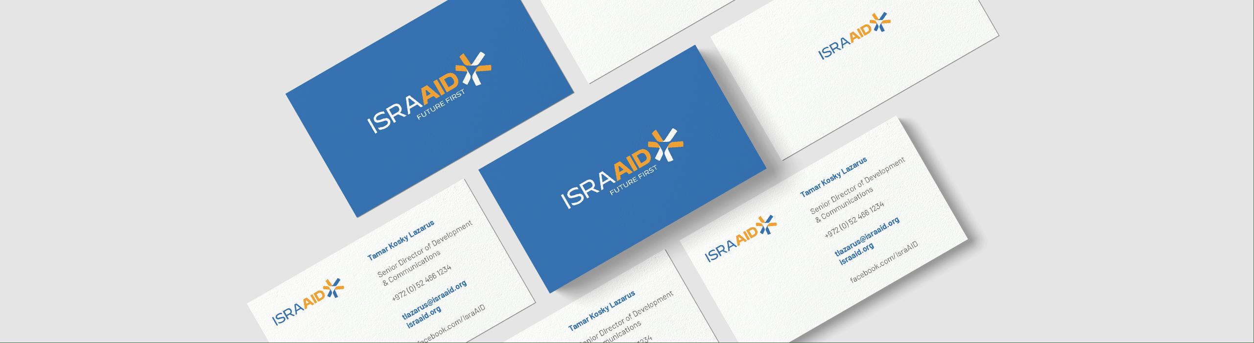 IsraAID - 03 - Natie Branding Agency