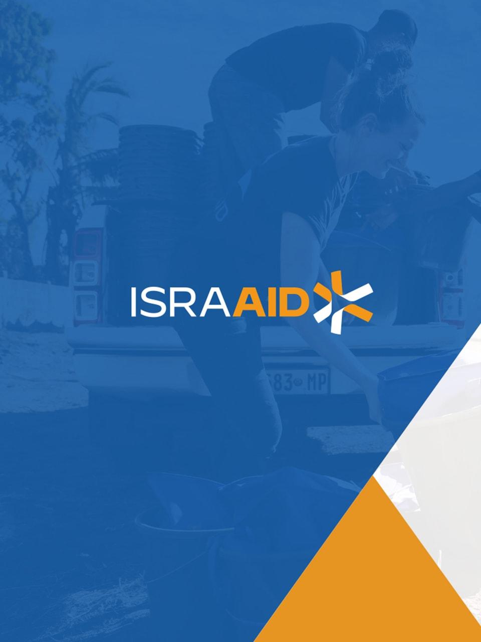 Israaid_Mobile - Natie Branding Agency